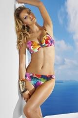 Bikini flores basmar 6090  coleccion verano 2015. catalogo ba�adores online lenceriaemi.com