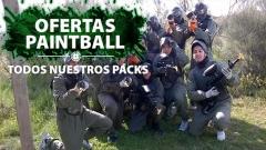 Evasion paintball madrid. paintball desde 15 eur en madrid. paintball para fiestas de cumplea�os