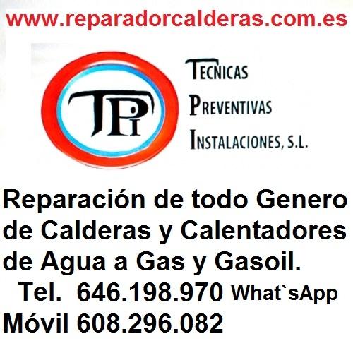 T�cnicas Preventivas e Instalaciones s.l.
