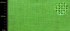 Tejido de yute 280 gr/m2 - verde pistacho