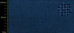Tejido de yute 280 gr/m2 - azul marino