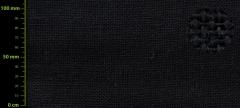 Tejido de yute 280 gr/m2 - negro
