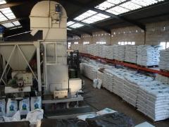 Lombriastur Nave de procesado, secado y envasado
