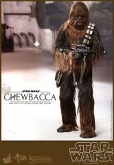 Figura movie masterpiece 1/6 chewbacca 36 cm