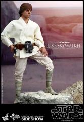 Figura movie masterpiece 1/6 luke skywalker 28 cm