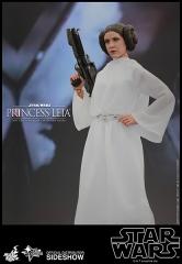 Figura movie masterpiece 1/6 princesa leia 26 cm