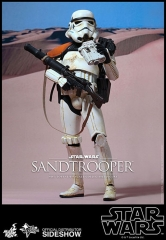Figura movie masterpiece 1/6 sandtrooper 30 cm
