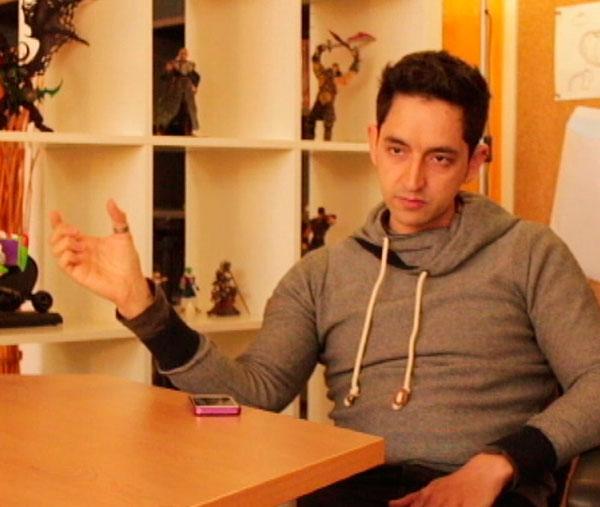 Entrevista Reportaje de Animacion
