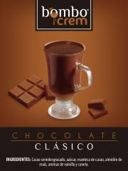Chocolate a la taza clasico sobre 30gr