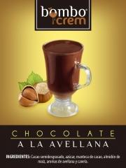 Chocolate a la taza avellana sobres 30gr
