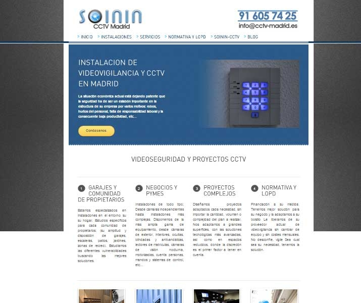 Infoasistencia - Dise�o web y Posicionamiento en Buscadores