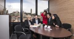 Un completo equipo de abogados para ofecer un servicio multidisciplinar