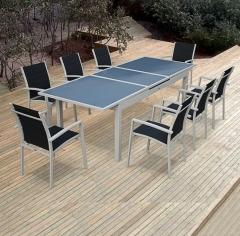 Detroit conjunto mesa y sillas