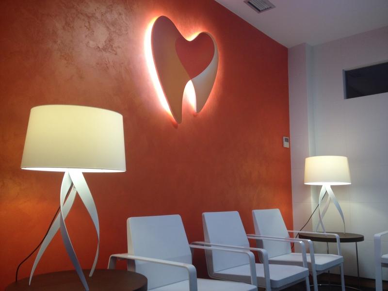 Foto Sala De Espera Clínica Dental Gerardo Armesto En