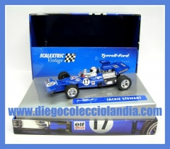 Tyrrell ford 001 #17