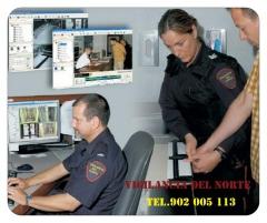 Foto 14 circuito cerrado tv en Cantabria - Vigilancia del Norte