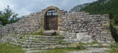 Castell de mataplana - visites guiades www.alt-ter.org