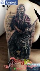 Tatuate studio oriental design