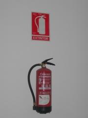 Instalaciones de todo tipo de sistemas contra incendios