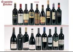 Los mejores vinos espa�oles e internacionales en exquisitopaladar.com!
