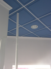 Paredes y techos de pladur