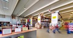 Comercial Andaluc�a Cash & Carry 6000 metros cuadrados