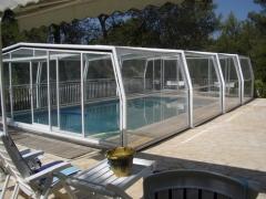 Cubierta piscina modelo atlantico piscina de hormig�n
