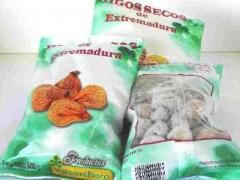 Bolsa de higos secos-bombones valcorchero