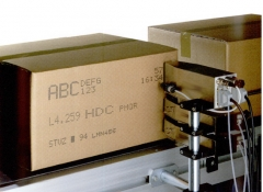 Impresoras ink-jet macro caracter.