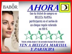 � COMPRAR EN BELLEZA MARTHA TIENE PREMIO!