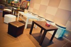 Caf�-lounge Secret en Miranda de Ebro Burgos.