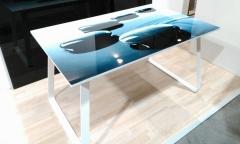 Mesa cocina o comerdor con impresion digital