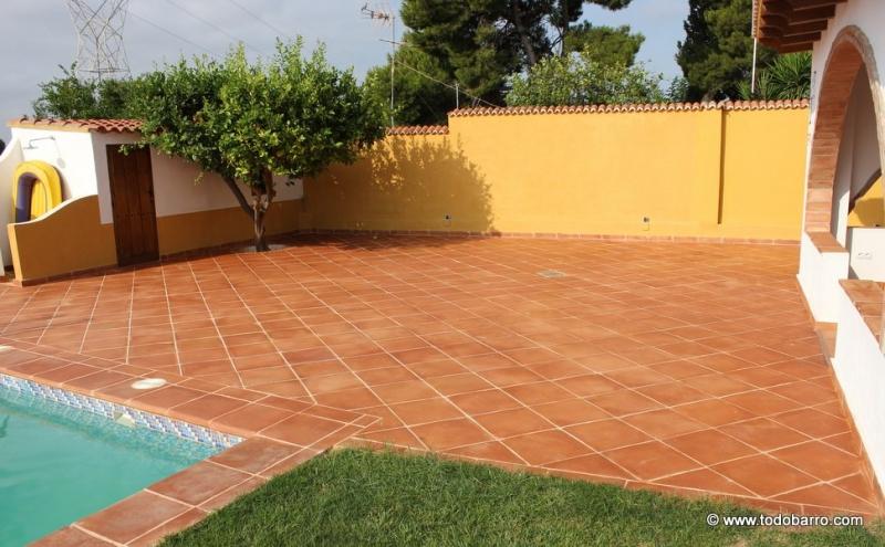 Suelos para patios rusticos gallery of beautiful suelo - Suelos rusticos baratos ...