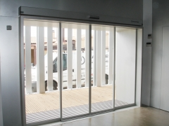 Empresa puertas cristal automaticas navarra