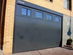 Puertas garaje navarra instaladores
