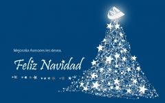 Feliz Navidad a todos!