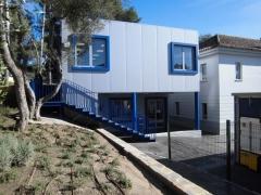 Colegio modular prefabricado