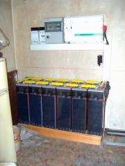 Bater�as para placas solares en fuerteventura