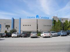 Tienda L´Atalaya, en Padul (Granada)