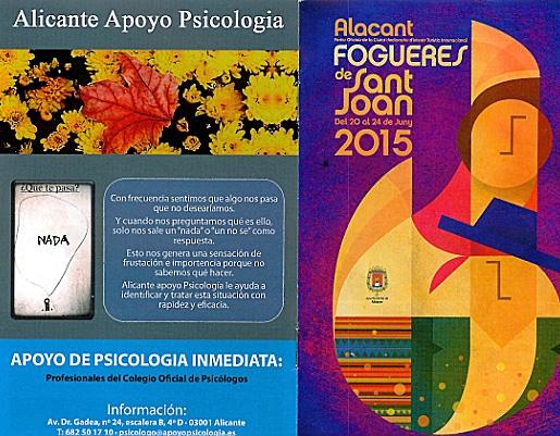 Alicante Apoyo Psicologia