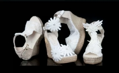 Especial novias, viste los pies