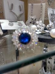 Piezas en plata ley ,anillos, pendientes,pulseras,colgantes...