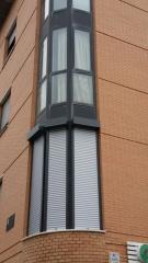 Caj�n de aluminio exterior