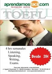 PEPARACI�N EXAMEN TOEFL GRANOLLERS