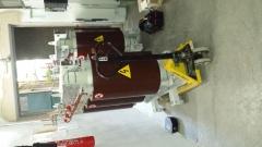 Instalaci�n de transformadores secos encapsulados en resina