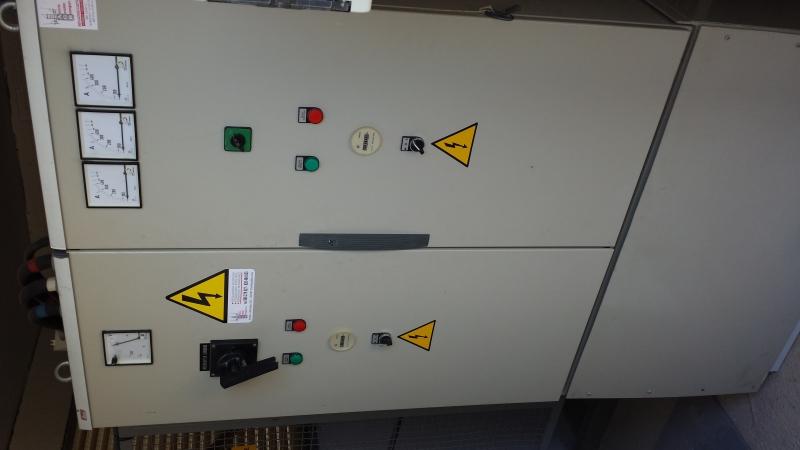 Instalaci�n y reparaci�n de Cuadros el�ctricos de todo tipo