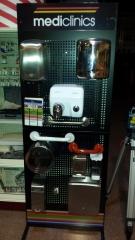 Secamanos y accesorios de ba�o mediclinics