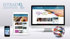 Diseño web de ISTRAD