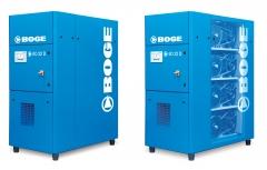 Nuevos compresores exentos de aceite BOGE Serie EO