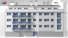 Promocion inmobiliaria Salamanca A3D Arq3Design